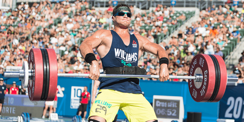 Travis Williams Publishes Strong Message for CrossFit Doping Cheaters