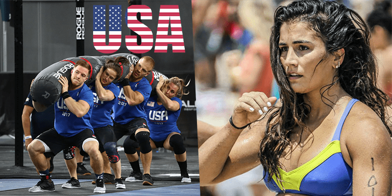 4th July Special – 20 Top USA Crossfitters