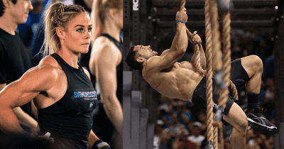Upper-body-strength crossfit workouts