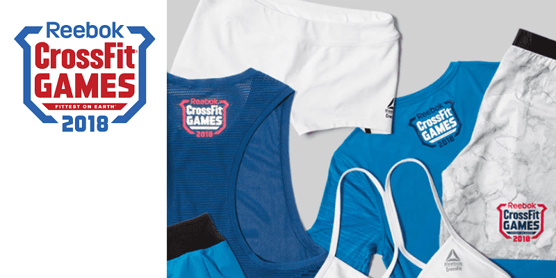 Reebok CrossFit Games 2018 Clothing Has Been Released!