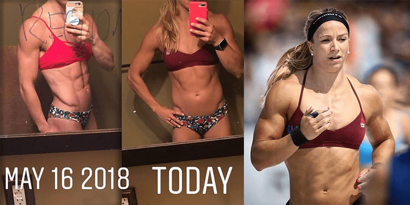 The Truth Behind Fat Loss from CrossFit Games Athlete Amanda Banhart