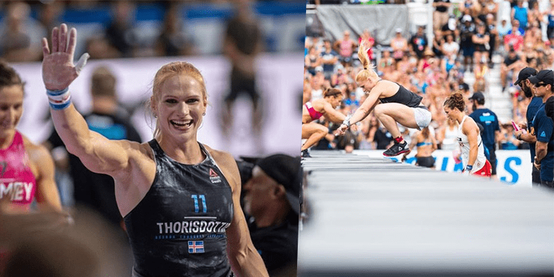 Annie Thorisdottir Suffered a Heart Arrhythmia During CrossFit Games Event 'Chaos'