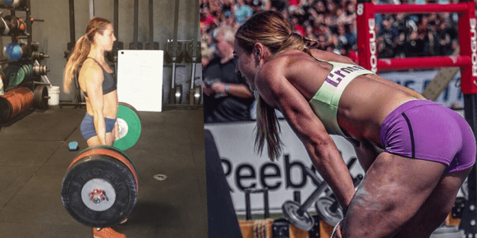 recovery Individual Event 3 CrossFit Games