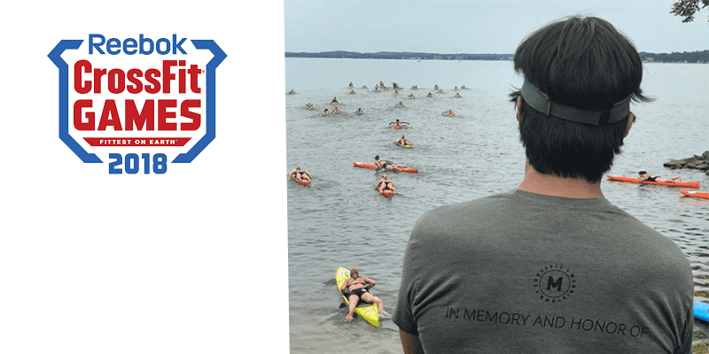 Paddleboarding Will Feature in The 2018 CrossFit Games
