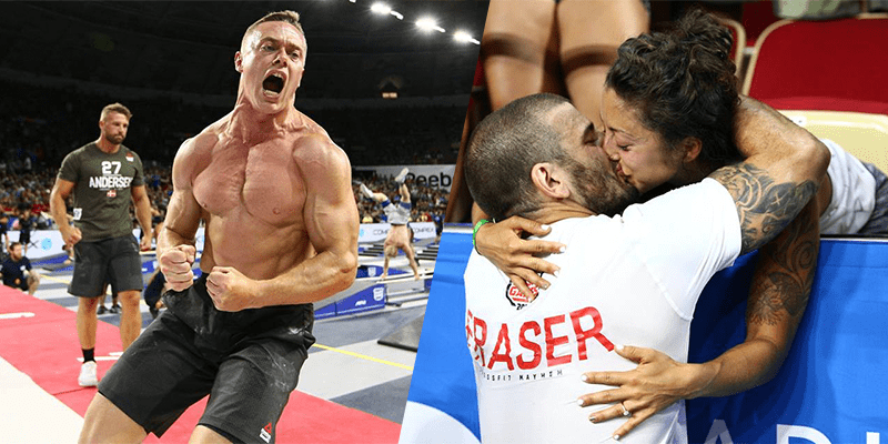 20 Epic Photos That Capture The Spirit of The 2018 CrossFit Games