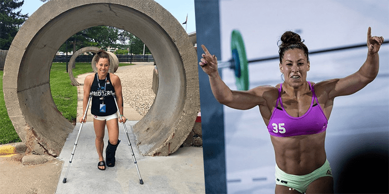 Veteran Emily Bridgers Injured and Forced to Withdraw from CrossFit Games