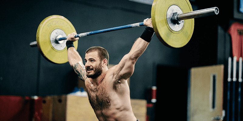 Mat-Fraser 2018 CrossFit Games