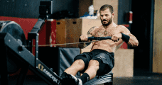 Mat-Fraser-Rowing recovery for crossfitters