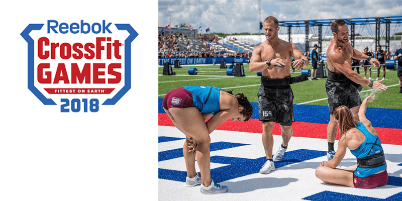 Rich Froning and CrossFit Mayhem Freedom Win the Bike Deadlift Event