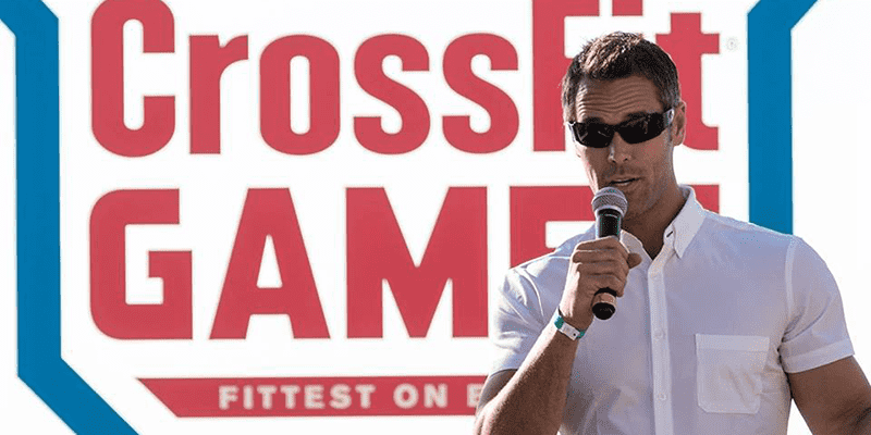 Rory Mckernan Has Been Fired from CrossFit® Inc