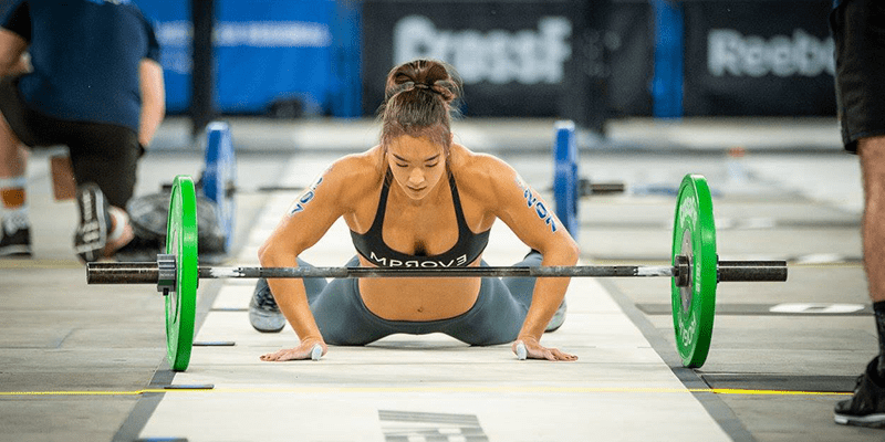 Interview with CrossFit Games Rookie Athlete Steph Chung