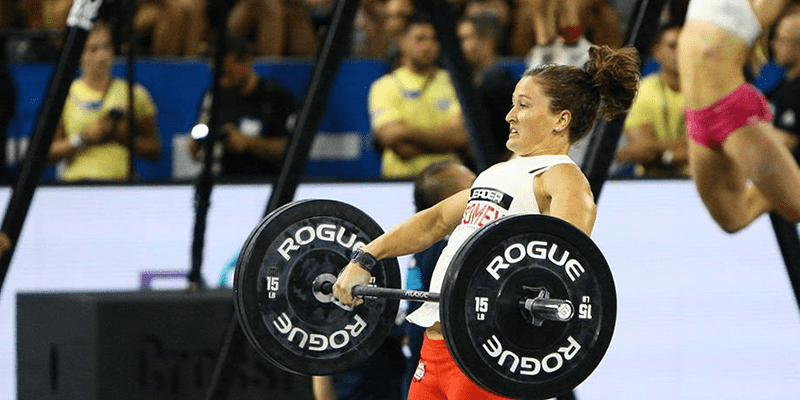 Tia-Clair Toomey Responds to Winning The 2018 CrossFit Games