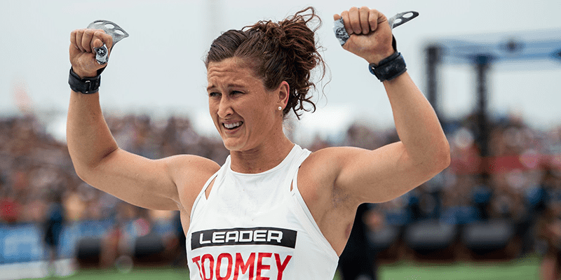 Tia-Clair Toomey May Be Moving to Cookeville to Train with Rich Froning