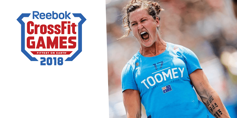 Tia Clair Toomey Wins Event 3 at CrossFit Games – CrossFit Total