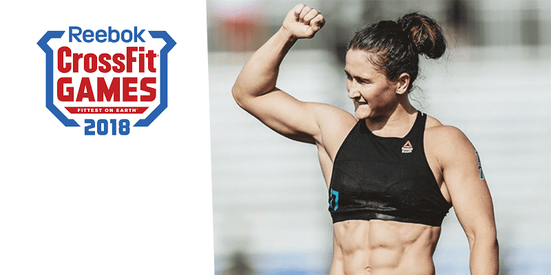 Tia Clair Toomey Wins Madison Triplus Event at The CrossFit Games
