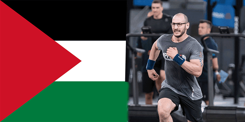 CrossFit In Palestine – Interview with Regionals Athlete Basel Qatamesh