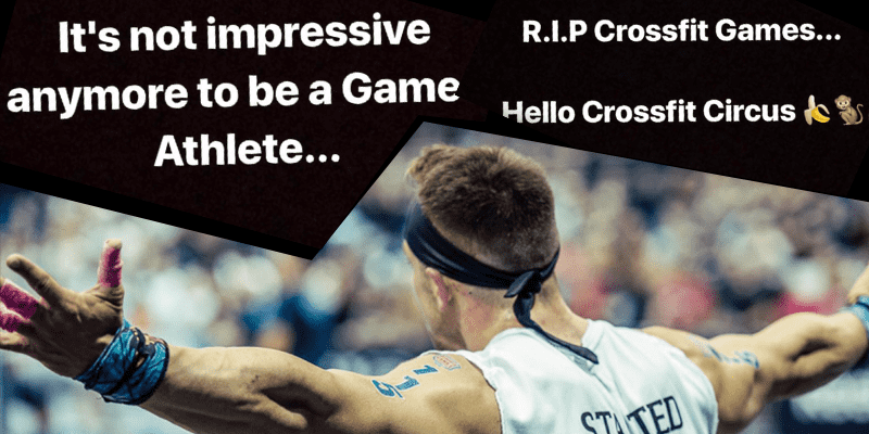 CrossFit Games Athletes Respond to The Huge Changes to CrossFit