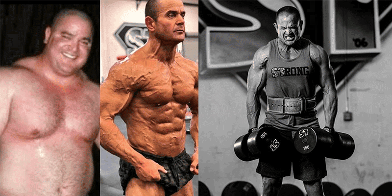 Mark Bell Talks about STEROID CYCLE For His Bodybuilding Show