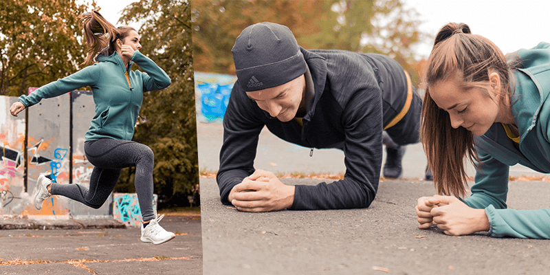 5 Great Outdoor Bodyweight Workouts to Build Conditioning and Strength