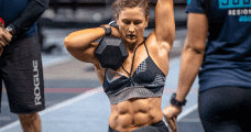 Tia-Clair-Toomey abs workouts