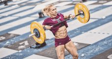 vitamin c Annie-Thorisdottir lose belly fat