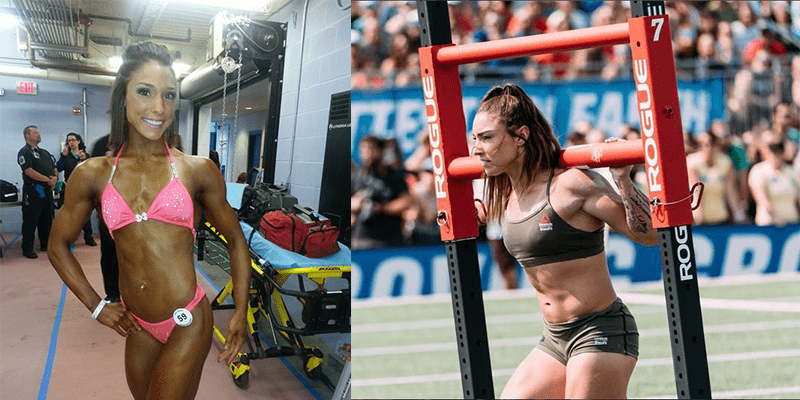 15 Impressive Body Transformations Of Top Usa Crossfit Athletes