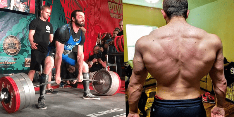 NEW WORLD RECORD – Cailer Woolam Deadlifts 430kg!