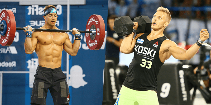 Jonne Koski Plays Fun CrossFit Prank on Adrian Mundwiler