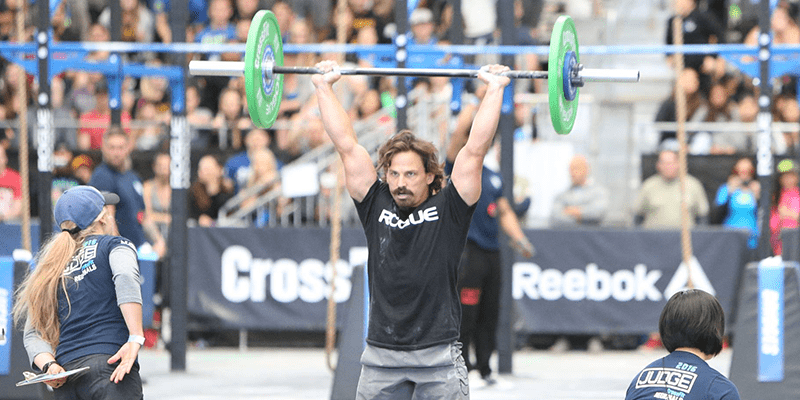 CrossFit-Thrusters-Workouts CROSSFIT OPEN WORKOUT 19.5