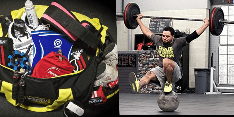 CrossFit Training Gear – What you Need and When to Use it