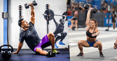 Crossfit-dumbbell-workouts