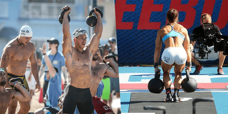 5 CrossFit Kettlebell Workouts To Build Strength and Muscle