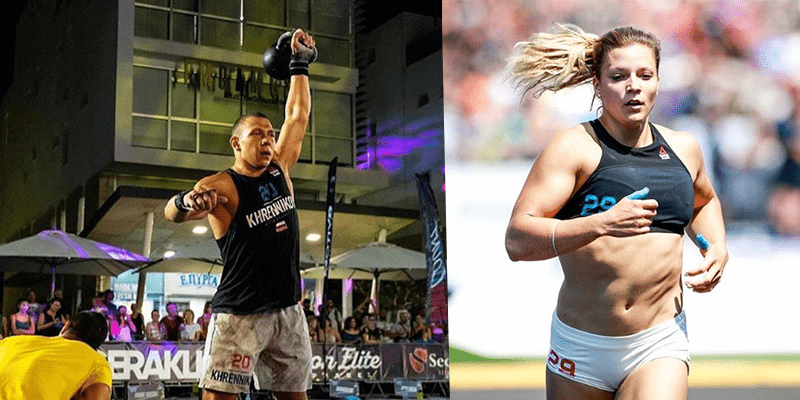 Roman Khrennikov and Laura Horvath Win Dubai Fitness Championship Qualifier 18.3