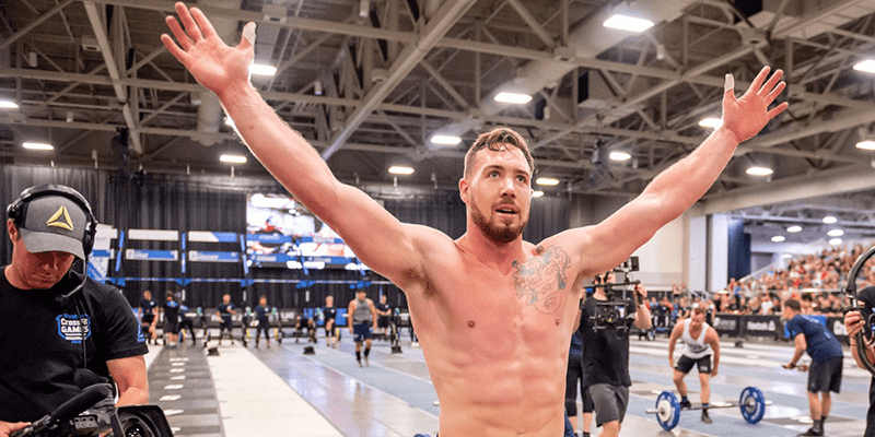 CrossFit Cowboy Sean Sweeney Wins CrossFit® Fittest in Cape Town Sanctional Event