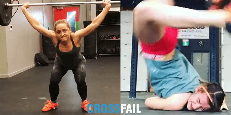 7 Crossfit FAILS that Many Athletes Make