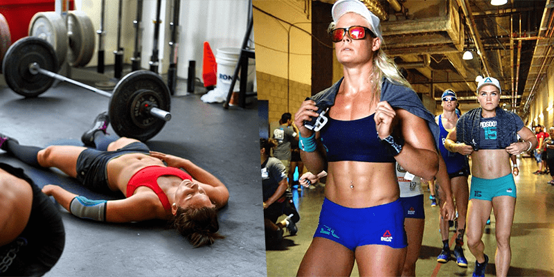 10 Types of Female Crossfitters You Find in The Box