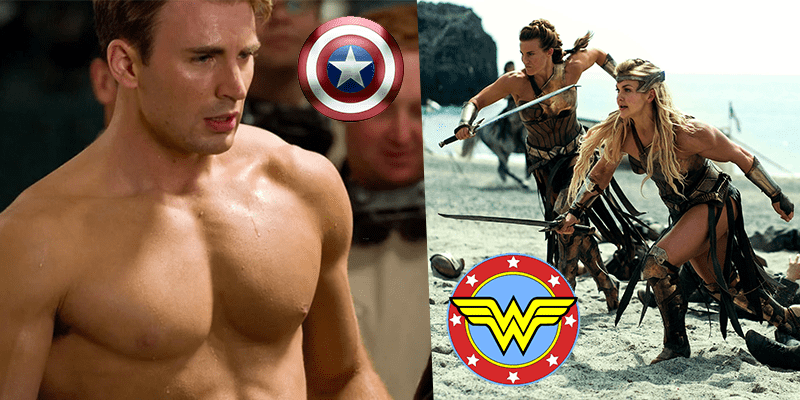 10 Superhero Workouts to Help you Train like Batman, Ironman, Wonderwoman and More…