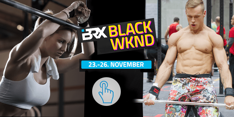 The Best BLACK WKND & Cyber Monday Deals for Crossfitters!