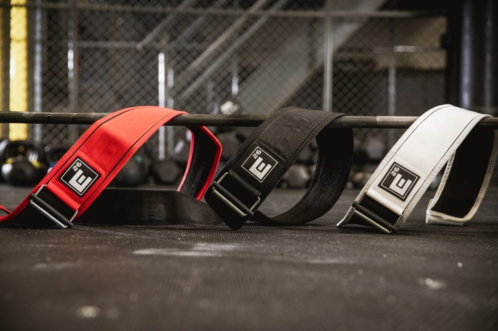Element 26 Weightlifting Belts