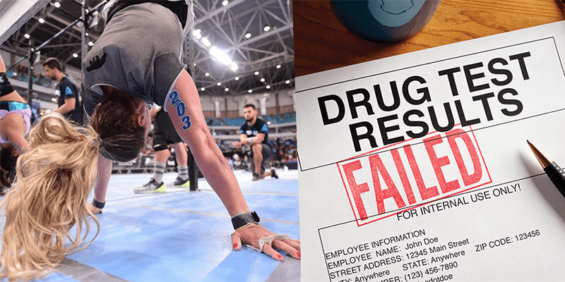 3 CrossFit Regionals Athletes Fail Drug Tests and Receive 4 Year Bans