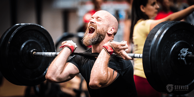 20 Amazing Action Photos of Crossfitters