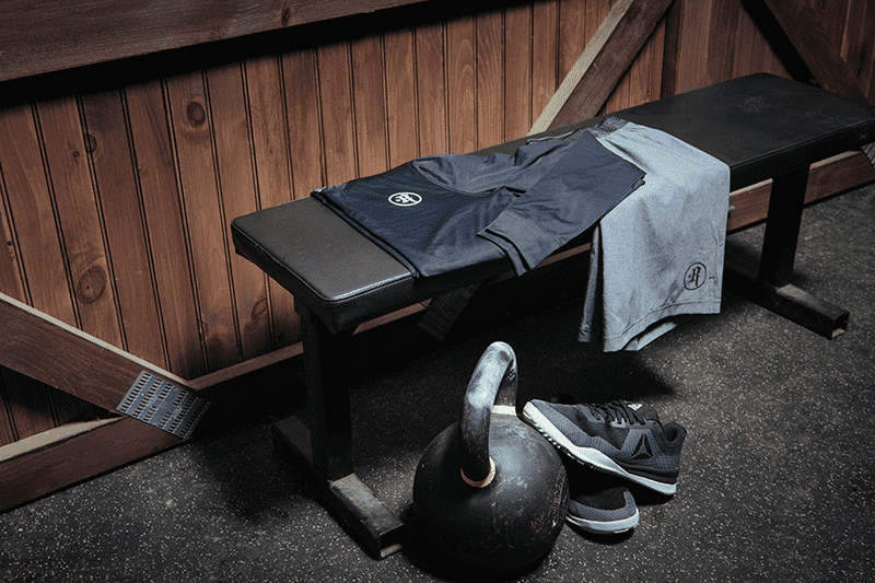 Rich Froning's Capsule Collection