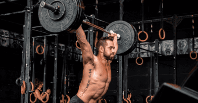 Rich Froning BOXROX series part 1 part 2