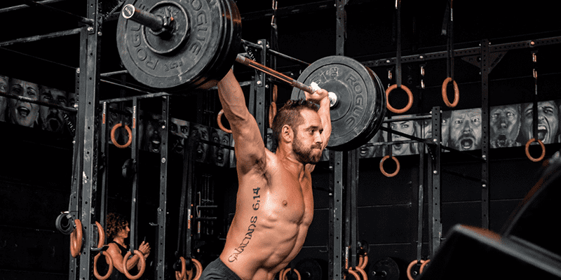 Rich Froning's Strategy and Tips for Open Workout 19.4