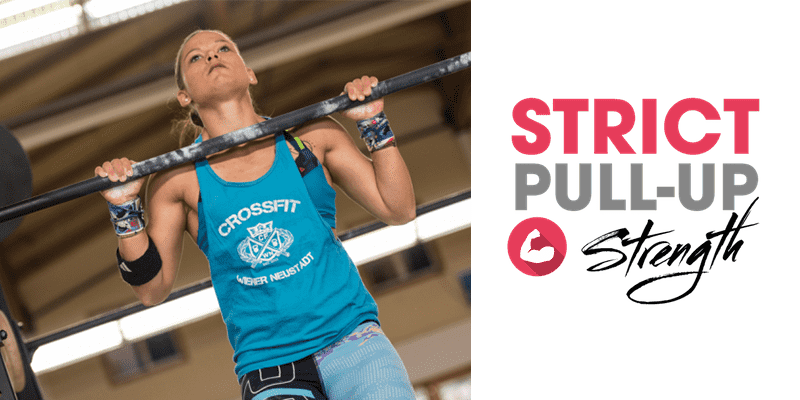 The BEST Ways to Improve your Strict Pull Up Strength