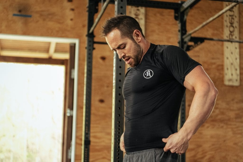 Rich froning tee