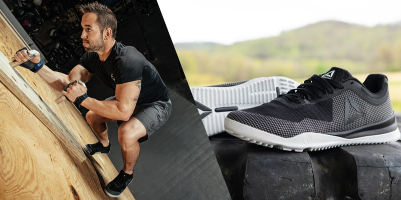 NEWS – Rich Froning Designs Training Capsule Collection for Reebok!
