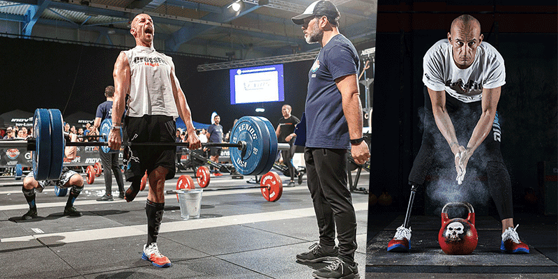 Competing in CrossFit: Tips from Adaptive Athlete Andrea de Beni