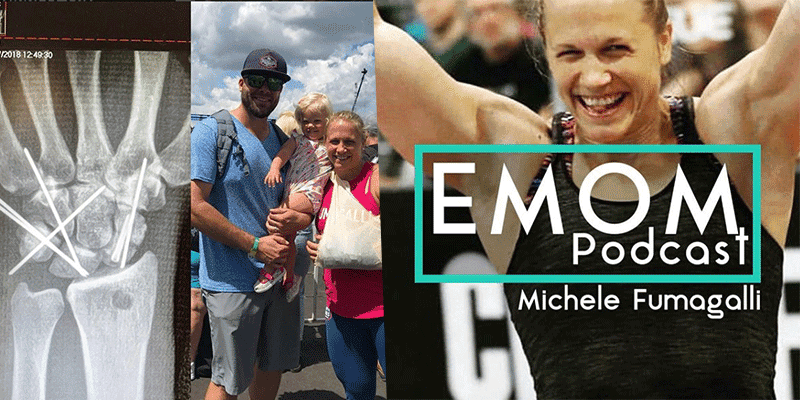 """I Felt Cheated"" Michele Fumagalli Opens up about Crashing Out in Event One of the CrossFit Games"