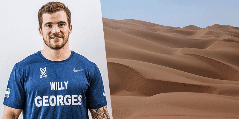Dubai CrossFit Championship – Willy Georges Steals the Lead after Brutal Desert Event